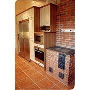 Плиты дровяные с тепловым шкафом фото