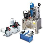 Гидравлические насосные станции в широком ассортименте согласно технического задания Заказчика. Сборка осуществляется из импортных комплектующих. Индустриальная, мобильная и промышленная гидравлика. фото