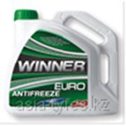 Антифриз WINNER PREMIUM EURO -40 зелёный фото