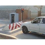 Дорожный блокиратор фото