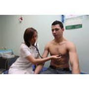 Медицинское обследование фото