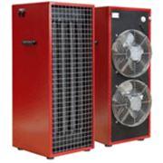 Электрокалорифер КЭВ-32 (32 кВт, 380В) два вентилятора фото