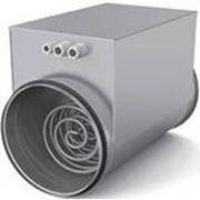 Воздухонагреватель электрический 3 фазы 6 Квт д.160 фото