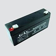 Аккумулятор свинцово-кислотный 6V, 3.2Ah SC-632(3FM3.2) 134*35*61мм фото
