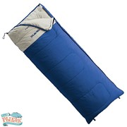 Спальный мешок Ferrino Travel/+10°C Blue (Left) фото