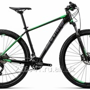 Велосипед Cube Attention 27,5 (2016) черный фото
