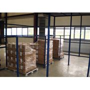 Комплекс услуг по организации складских помещений фото