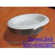 Диффузор приточный круглый металлический DVS-P 100 фото