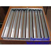 Демпфер диффузора алюминиевый 450х450х50 фото