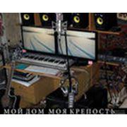 Монтаж музыки фото