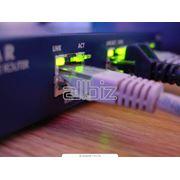 Внедрение системы передачи данных и связи фото