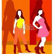 Показы одежды шоу дома моды фото