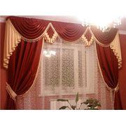 Комнатные шторы фото