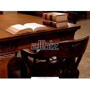 Услуги в области патентного права фото