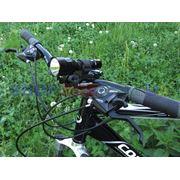 """Велосипедный фонарь TrustFire C8 XM-L (комплект)"""" фото"""