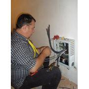 Электрик: 940-90-48 электромонтаж квартир домов офиса фото