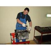 Капитальный ремонт двигателя автомобилей марки ISUZU фото