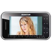 Цветной видеодомофон Quantum QM-706C/200 (Bl/S) фото