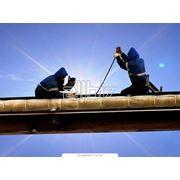 Услуги по строительству газопроводов фото