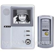 Комплект видеодомофона Luxury 278M JS фото