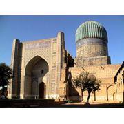 Организация путешествий по Узбекистану фото