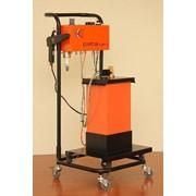 Установка для нанесения порошковых красок СТАРТ-50-вибро-3 с баком 8л фото