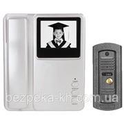 Комплект видеодомофона Luxury 228M JS фото
