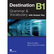 Учебник по грамматике английского языка Destination B1 фото