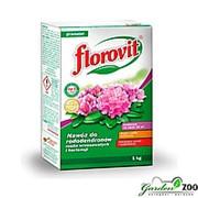 Удобрение Флоровит для рододендронов,гортензий 1кг гранулированное фото