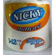 Полотенце Bobina Nicky Milleusi фото