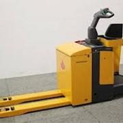 Б/у оборудование, самоходная электротележка Jungheinrich ERE 120 фото