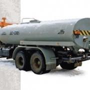 Автомобили специальные битумовозы, Автобитумовоз ДС-138Б фото