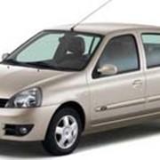 Прокат, аренда автомобилей RENAULT CLIO SYMBOL 1,4L фото
