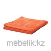 Банное полотенце оранжевый ГЭРЕН фото