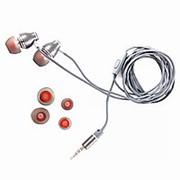 Наушники вакуумные с микрофоном, 120 см, Hoco M28 фото