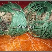 Рамовая сеть, ячея любая , высота 5 м, длина 100 м фото