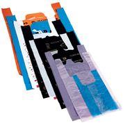Полиэтиленовый пакет с ручками типа «майка» фото