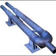Радиационные трубы из карбида кремния фото