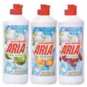 Средства для ручного мытья посуды Aria фото