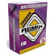 Шпатлевка гипсовая «AliMix» Эконом фото