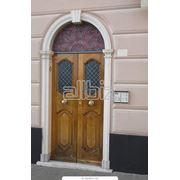 Дверь с двойным замком фото