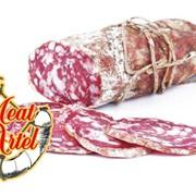 Салями Нострано (Salame Nostrano) свиная сыровяленая колбаса фото