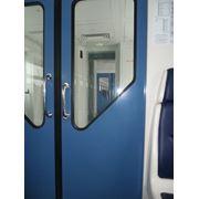 Дверь металлическая тамбурная фото