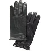 Перчатки мужские из кожи козлина, модель 32 фото