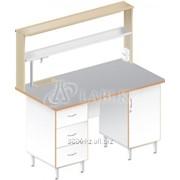 Стол пристенный ЛАБ-1500 ПТ фото