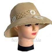 Шляпа женская лен 187 фото