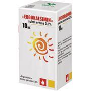 Эргокальцимин 0.5% 10 мл фото