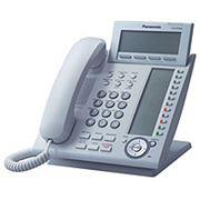 Cистемный IP-телефон Panasonic KX-NT366 фото