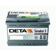Аккумулятор Deta DA1004 (100Ah) фото