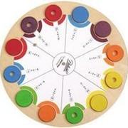 Noname От 1 до 100. Палитра круглая: карточки арт. RN9788 фото